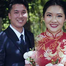 Jit Khai + Yan