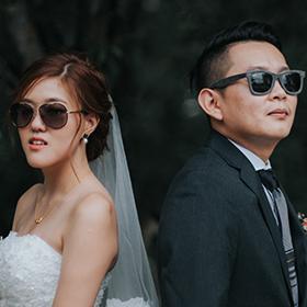 CH Lee + Amelia Au