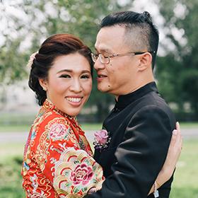 Raymond + Michelle