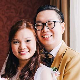 Yew Yang Yik + Lo Ai Xuan